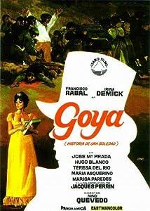 HD movie trailers free download Goya, historia de una soledad Ladislao Vajda [hd720p]