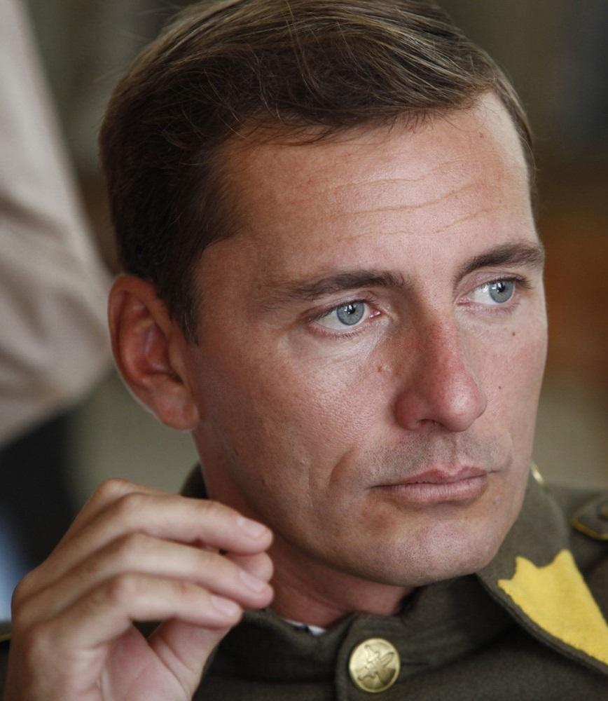 Petr Vondrácek in První republika (2014)