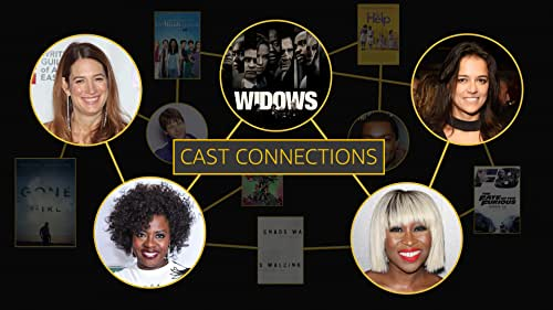 Women of 'Widows' Find Surprising Cast Connections