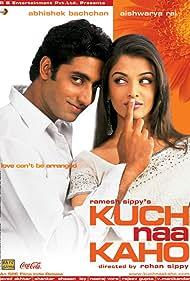 Abhishek Bachchan and Aishwarya Rai Bachchan in Kuch Naa Kaho (2003)
