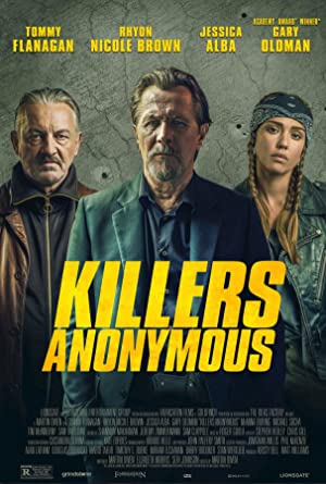 Download Killers Anonymous (2019) Dual Audio {Hindi-English} Unofficial Dubbed 720p [850MB] 1