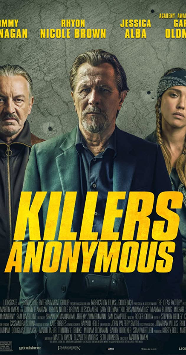 Watch Full HD Movie Killers Anonymous (2019)