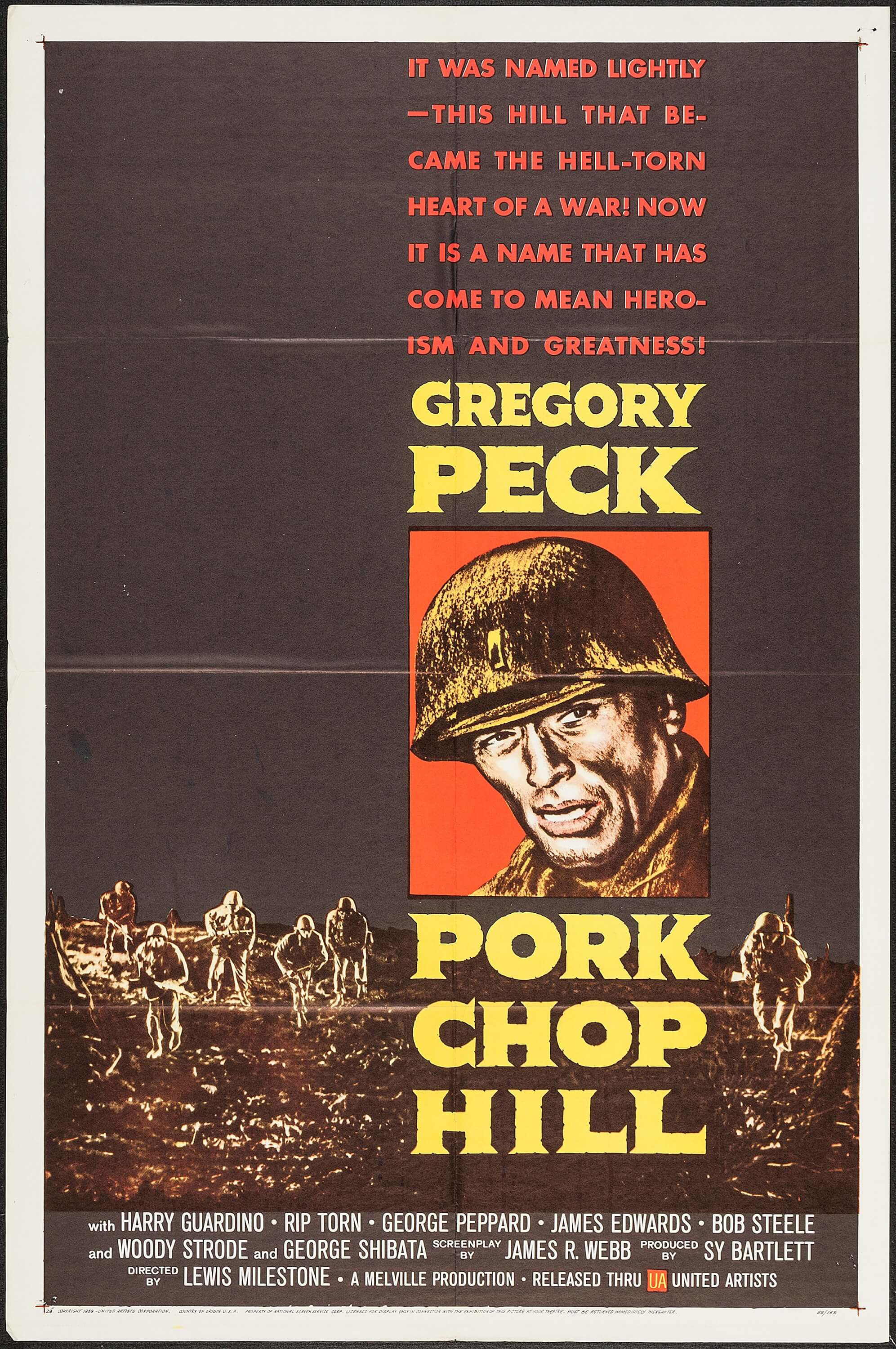Pork Chop Hill (1959) - IMDb