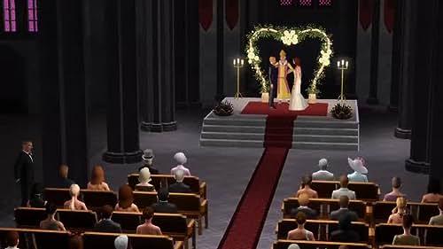 The Sims 3: Royal Wedding Parody