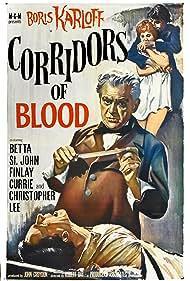 Boris Karloff in Corridors of Blood (1958)