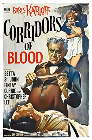 Where to stream Corridors of Blood