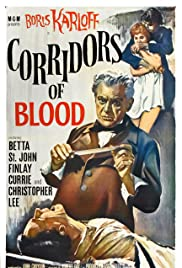 Corridors of Blood Poster