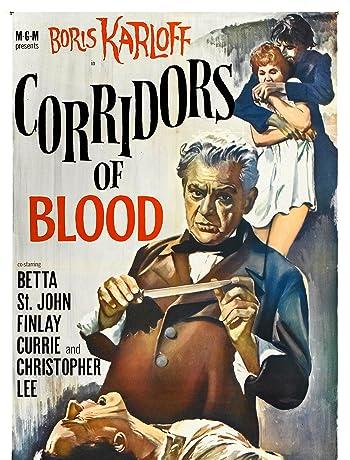Corridors of Blood (1958) 1080p