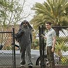 Elijah Wood and Jason Gann in Wilfred (2011)