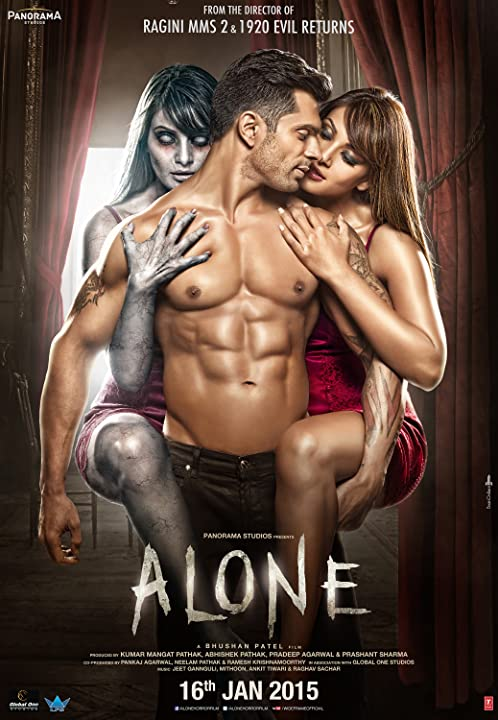 Alone (2015) Hindi Movie WEB-DL x264 AAC 350MB Download