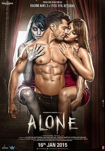 Alone 2015 Hindi 720p HDRip 900MB