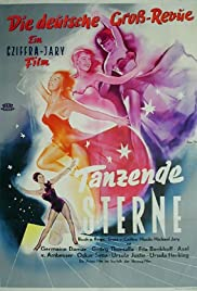 Tanzende Sterne Poster