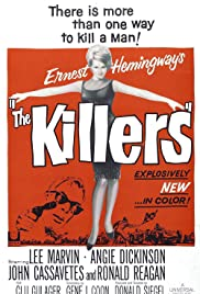 The Killers (1964) Poster - Movie Forum, Cast, Reviews