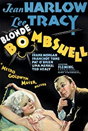 Bombshell (1933) Poster - Movie Forum, Cast, Reviews