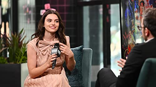 BUILD: Francesca Reale Nervous to Shoot with Dacre Montgomery on Her First Day