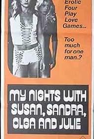 Marja de Heer and Franulka Heyermans in Mijn Nachten met Susan, Olga, Albert, Julie, Piet & Sandra (1975)