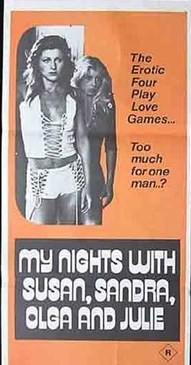 My Nights with Susan, Sandra, Olga & Julie (1975) Subtitles