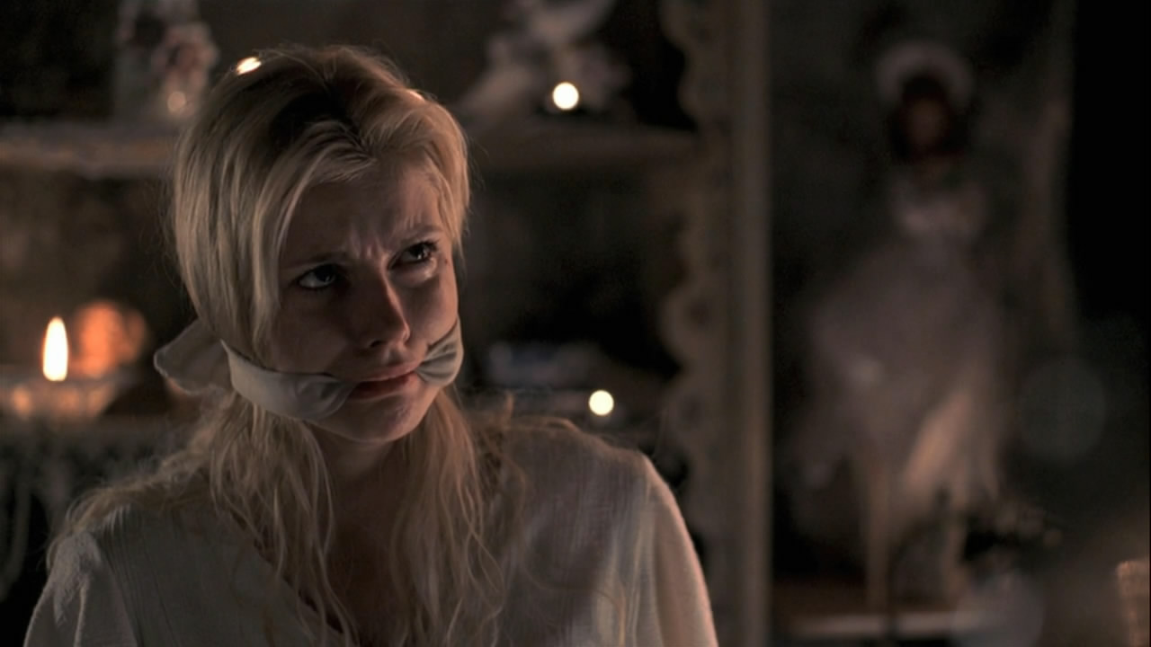 Brianna Brown in Timber Falls (2007)