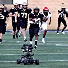 Chasing the camera car for my touchdown in Brother's Keeper