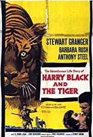 Harry Black and the Tiger Poster