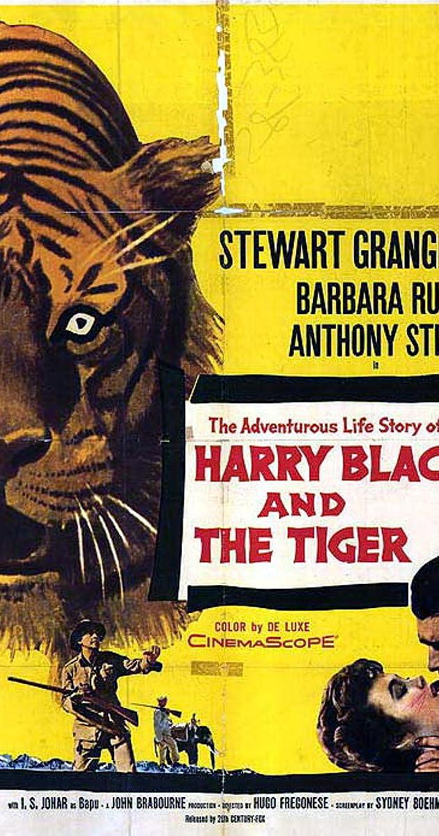 Harry Black and the Tiger (1958) - IMDb