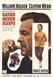 Satan Never Sleeps (1962) Poster - Movie Forum, Cast, Reviews