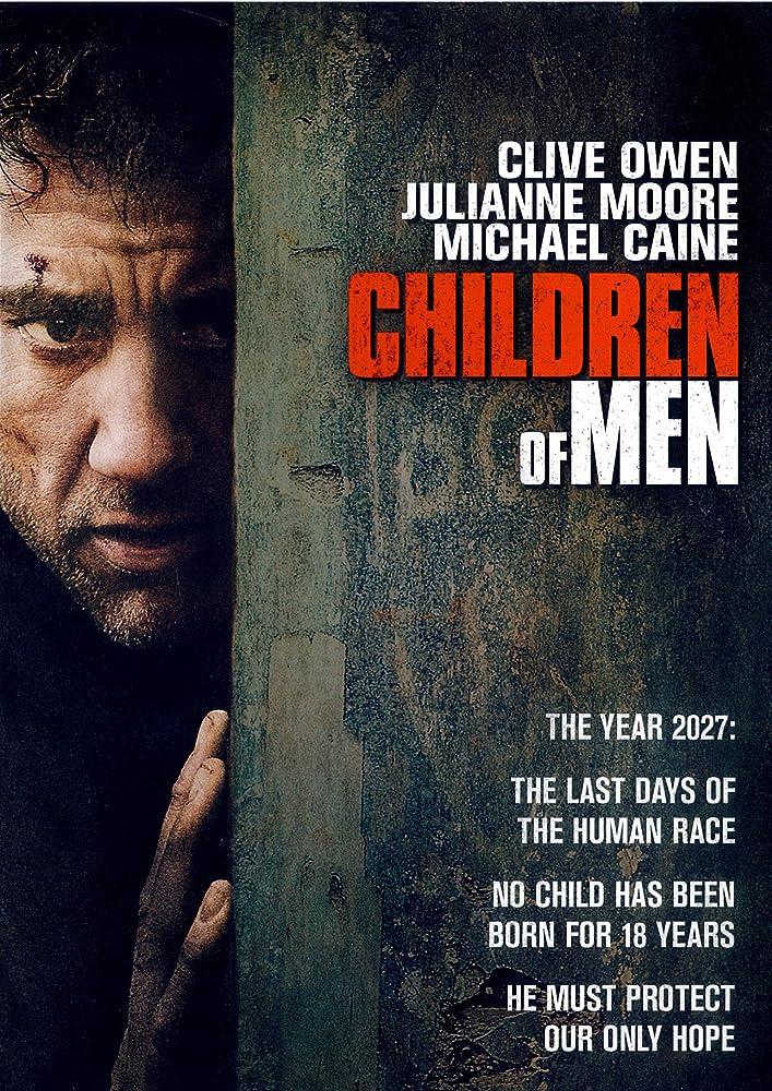 Children of Men (2006) Hindi Dubbed