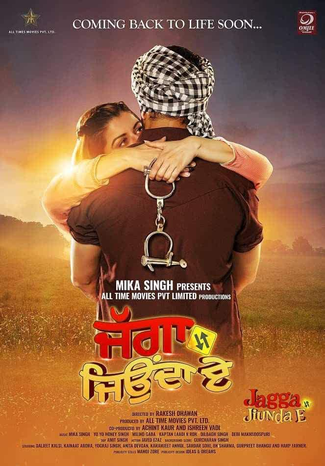 Jagga Jiunda E (2018) Punjabi 720p HEVC HDRip x265 AAC ESubs Full  (600MB) Full Movie Download