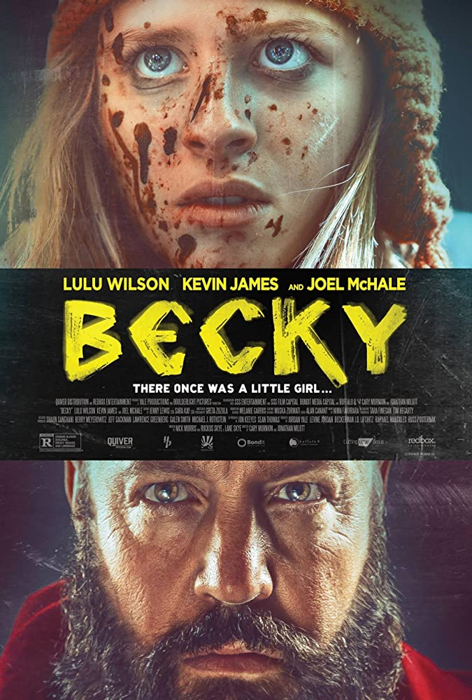 Becky (2020) English 720p HDRIp Esubs DL