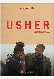 Neighborhood Sessions: Usher Poster