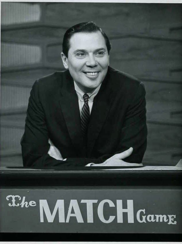 The Match Game (TV Series 1962–1969) - IMDb