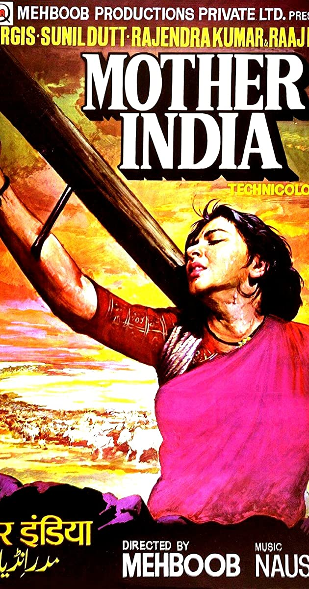 Mother India (1957) - Full Cast & Crew - IMDb