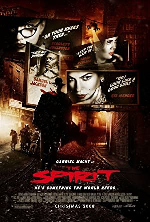 The Spirit (2008) • FUNXD.site