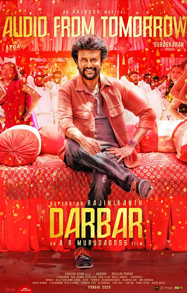 DARBAR Hindi Tamil Telugu | Rajinikanth | A.R. Murugadoss | Review Box Office Collection