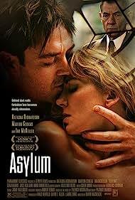 Natasha Richardson, Ian McKellen, and Marton Csokas in Asylum (2005)