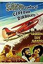 Santo vs. the Diabolical Brain (1963) Poster