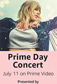 Prime Day Concert 2019 Poster