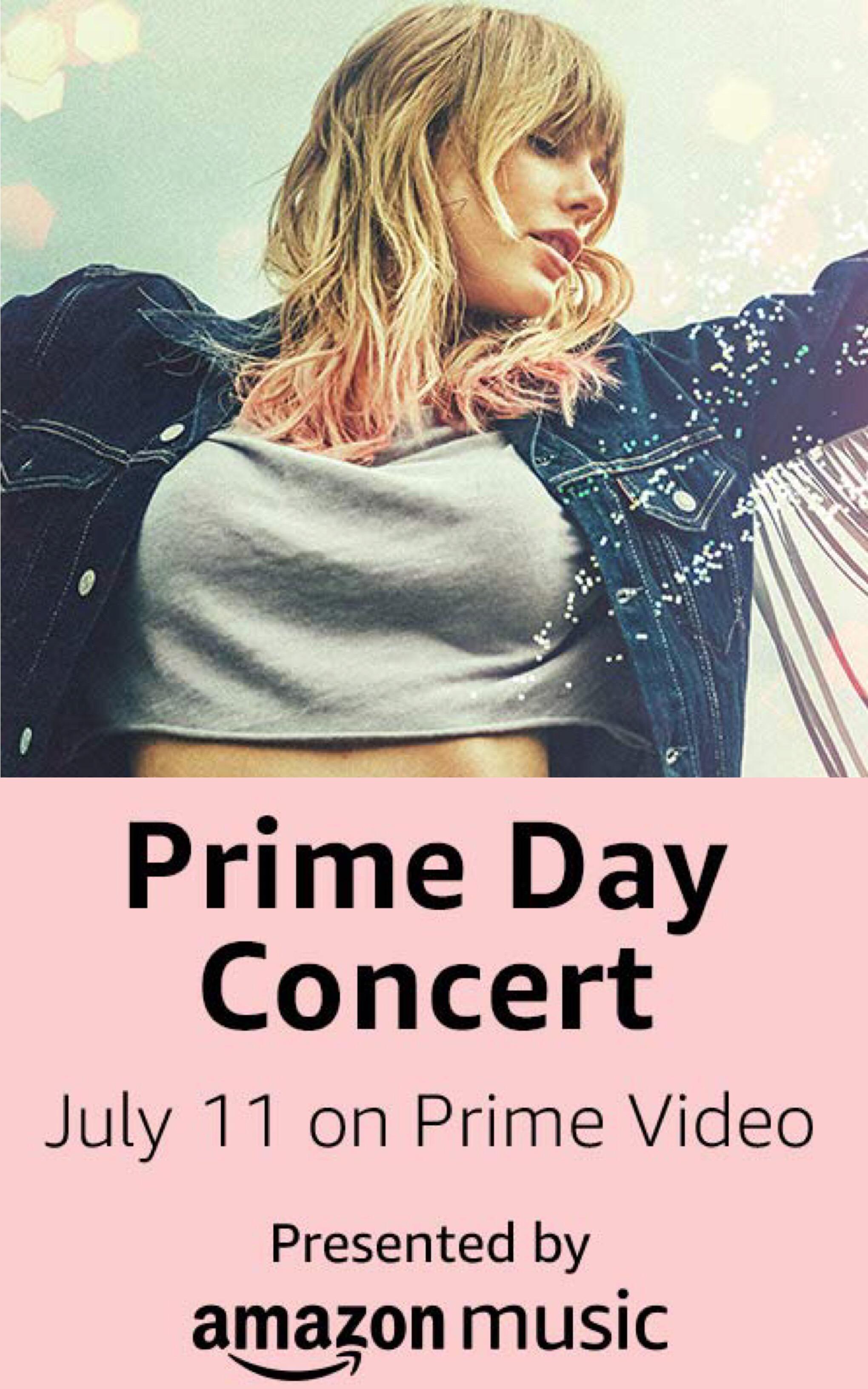 Prime Day Concert 2019 (2019) WEBRip 720p & 1080p