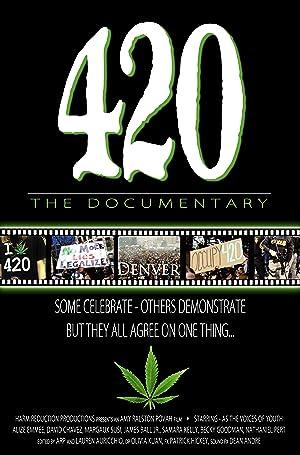Where to stream 420: The Documentary