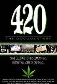 420: The Documentary Poster