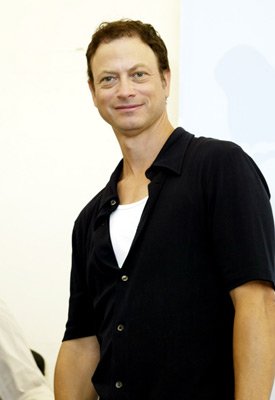 Gary Sinise at an event for The Human Stain (2003)