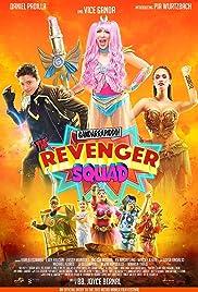 Gandarrapiddo! The Revenger Squad Poster