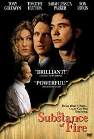 The Substance of Fire (1997) Poster - Movie Forum, Cast, Reviews