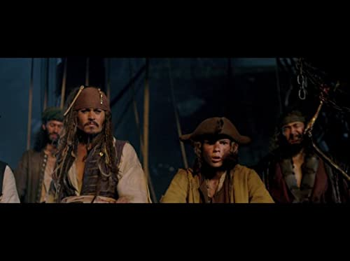 Pirates of the Caribbean: On Stranger Tides - Super Bowl Preview Spot