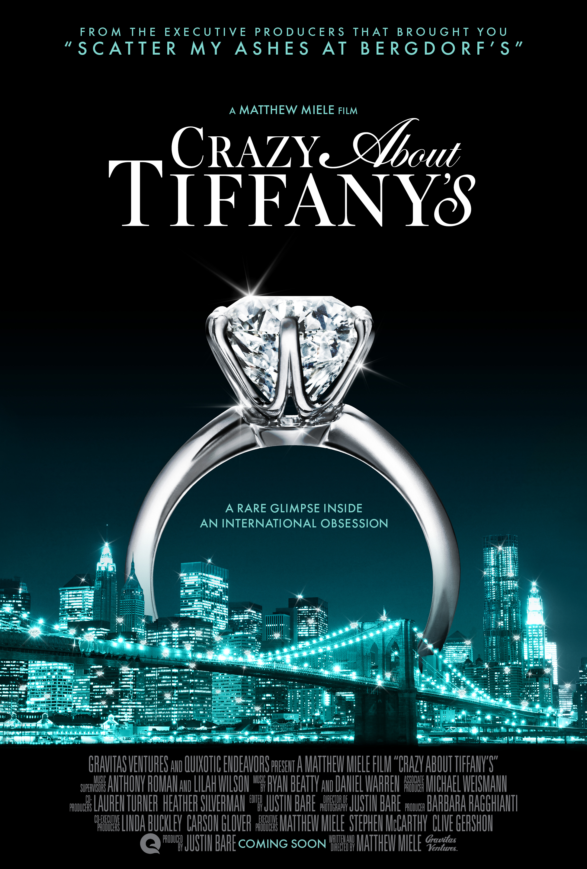 43783f006696 Crazy About Tiffany s (2016) - IMDb