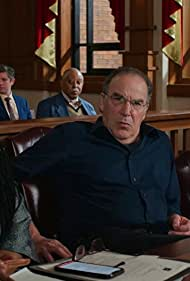 Mandy Patinkin, Audra McDonald, and Sarah Steele in And the Two Partners Had a Fight... (2021)