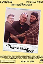 I'm Not Really Here Poster