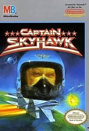 Captain Skyhawk Poster