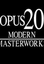 Opus 20 Modern Masterworks: Richard Strauss Poster