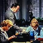 Louis Miehe-Renard, Hanne Ribens, and Helle Merete Sørensen in Krigsdøtre (1981)